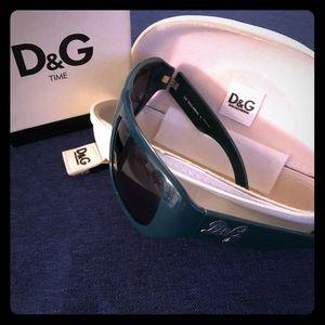 Dolce & Gabbana Sunglasses Authentic Unisex